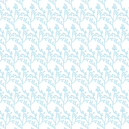 Christmas Rustic Pattern Background. Vector Illustration EPS10 Çizim