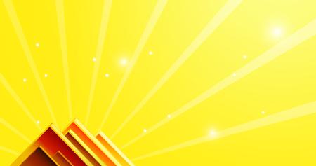 Vector illustration seamless pattern sand desert sun 矢量图像
