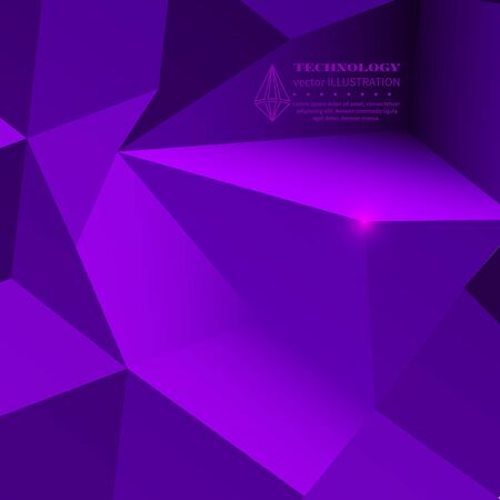 Abstract background with origami and polygonal shapes for websites, internet, template cover book, reports, advertisements, brochure, magazine