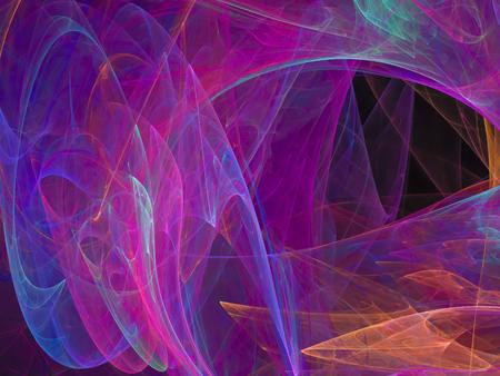 abstract fantasy, digital, fractal 免版税图像