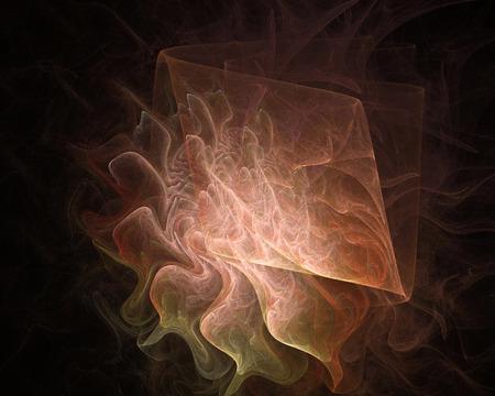 abstract digital fractal Reklamní fotografie