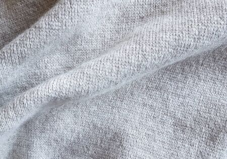 gray woolen fabric background pattern weave clothing