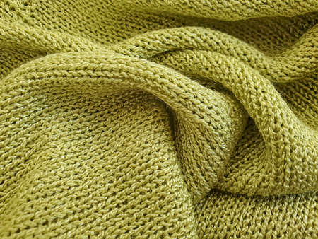 knitted colored fabric texture background