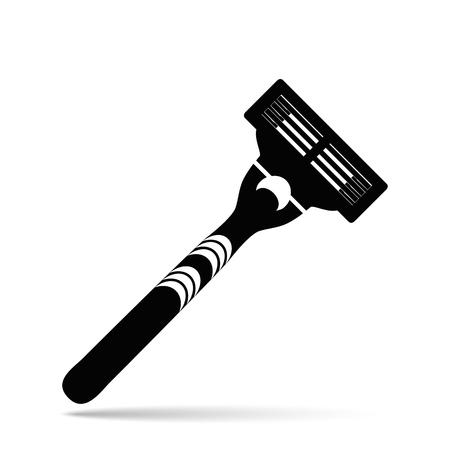 Razor vector icon Vettoriali