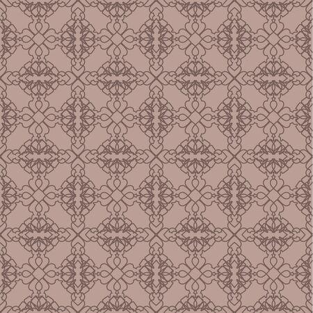 A Seamless geometric abstract pattern.