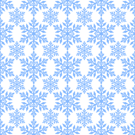 Holiday Snowflakes pattern.