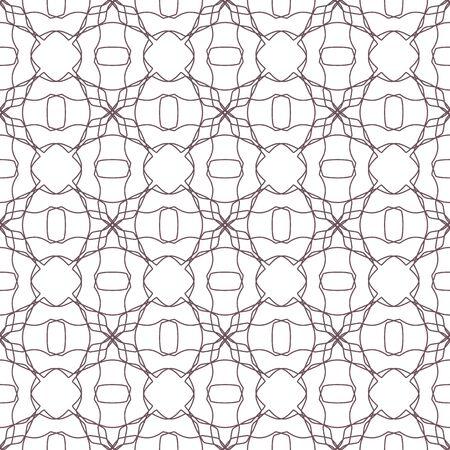 Abstract floral geometric pattern. Seamless beautiful pattern. Illusztráció