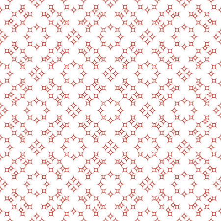 Seamless abstract floral patterns. Geometrical vintage ornament. Beautiful vector background.