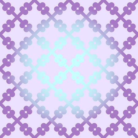 goth: Seamless background with crossed bones in the style of pastel goth in pink and purple tones. Illustration