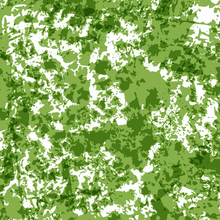 green grunge background: Trendy green grunge background. Greenery color with shabby effect.