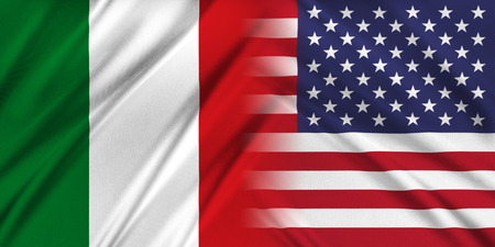 Relations between countries. USA and Italy.