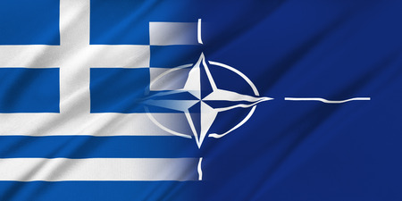 nato: NATO and Greece. The concept of relationship between NATO and Greece.