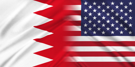 provocation: Relations between two countries. USA and Bahrain