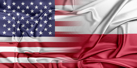 Relations between two countries. USA and Poland.