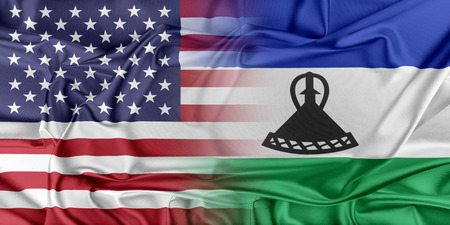 lesotho: Relations between two countries. USA and Lesotho