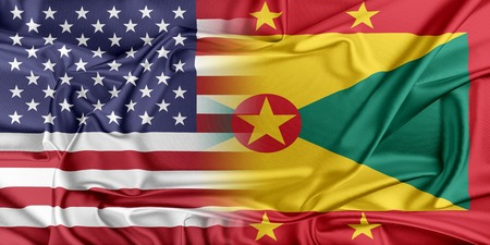 provocation: Relations between two countries. USA and Grenada