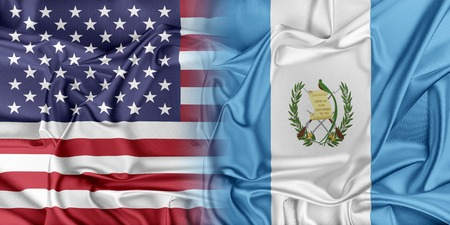 Relations between two countries. USA and Guatemala