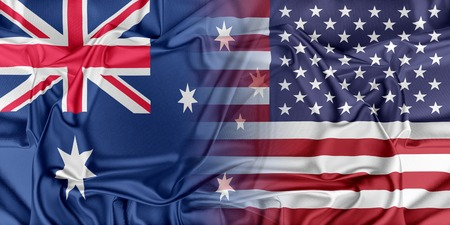 provocation: Relations between two countries. USA and Australia
