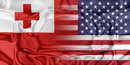 tonga: Relations between two countries. USA and Tonga