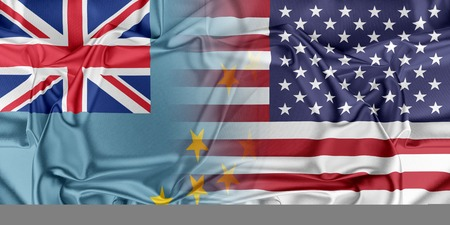 tuvalu: Relations between two countries. USA and Tuvalu
