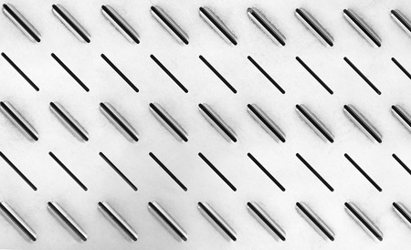 diamondplate: Background of the metal plate for placement.