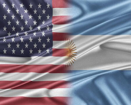 mutual: USA and Argentina.