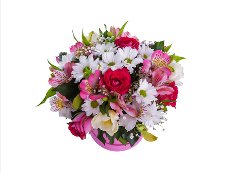 Bouquet of flowers. Stock Photo