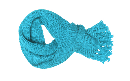 Warm winter scarf.