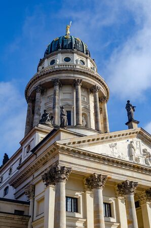 Berlin - French Cathedral.
