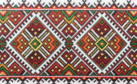 Traditional ornament of Ukraine.