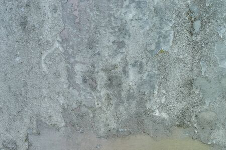 Abstract grunge gray concrete texture shabby background Archivio Fotografico - 132120641