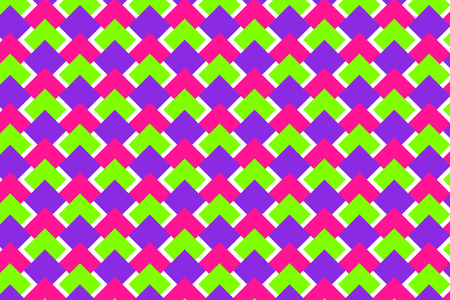 Seamless surface pattern with pink, green, purple rhombuses. Ornamental background with repeated rhombuses. Digital paper, textile print. Foto de archivo - 118969003