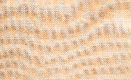 Natural linen texture use for the background. Burlap.