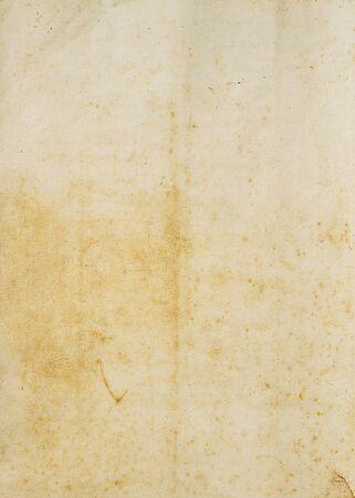 Old paper manuscript or papyrus texture. Standard-Bild - 129259990