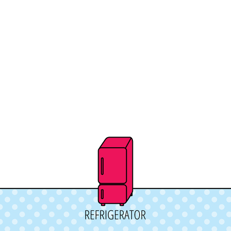 frig: Refrigerator icon