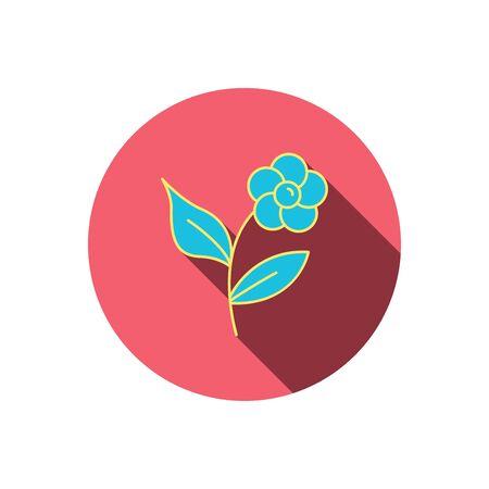 petals: Flower with petals icon
