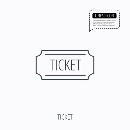Ticket Outline Photos Images Royalty Free Ticket Outline – Ticket Outline