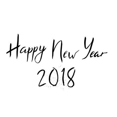 Wonderful And Unique Handwritten Happy New Year Wishes For Holiday ...