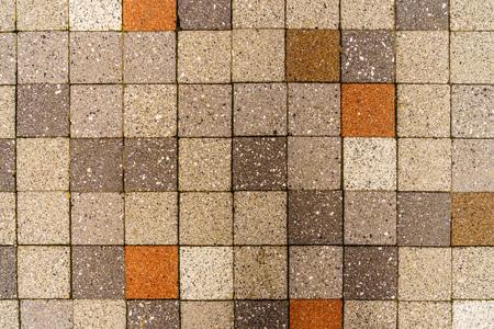 Tiled Pavement, Paving slab art architectural background