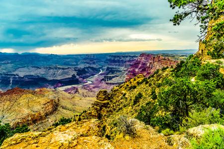 Grand Canyon National Park Desert View Watchtower