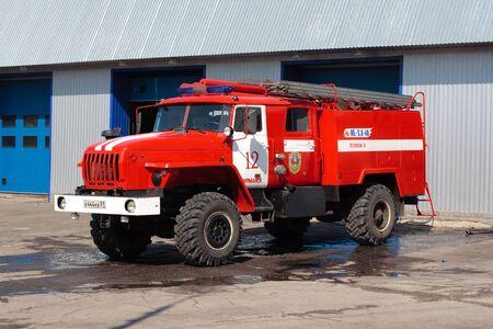 engine: fire engine