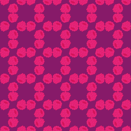 rasberry: raspberry seamless pattern,geometric, Fashion graphic. Background design. Modern stylish abstract texture. Template for prints, textile, wrapping and decoration, wallpaper. Vector illustration Illustration
