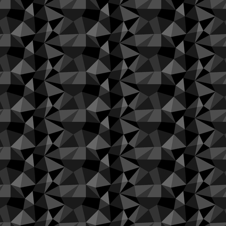 opacity: polygon abstract vector background. Black triangles. Vector Design. Template for style design. Used opacity mask and transparency layers of background.Good for Financial, Technology Businesses. Illustration