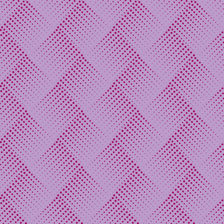Vector seamless pattern with dots. Abstract ornamental background. Endless stylish texture. Optical illusion 3D. Modern stylish abstract texture. Template for print, textile, wrapping and decoration