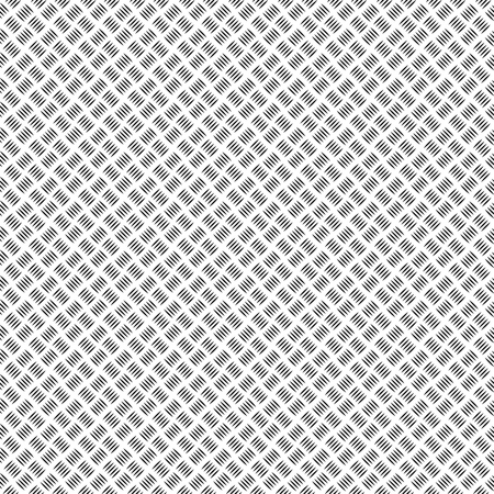 diamond plate: Metal grip texture generated. Seamless pattern. Stainless plate texture. White and gray background. Template for print, textile, wrapping and decoration