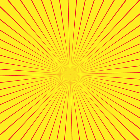 Illusion rays, retro sunburst, grunge design element, good for pictures, wallpapers.
