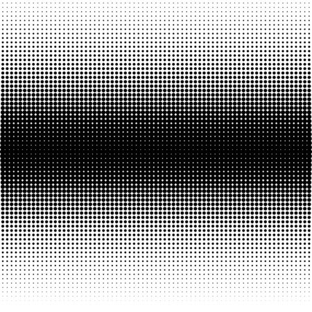 grid: Abstract dotted background. Halftone effect. Vector texture. Modern background. Monochrome geometrical pattern.