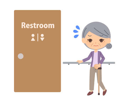 Seniors who have difficulty going to the bathroom.