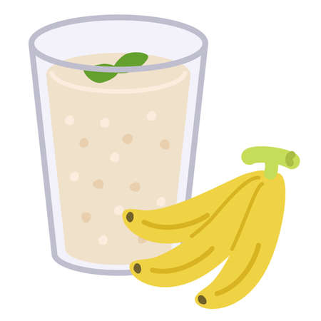 smoothie bananas