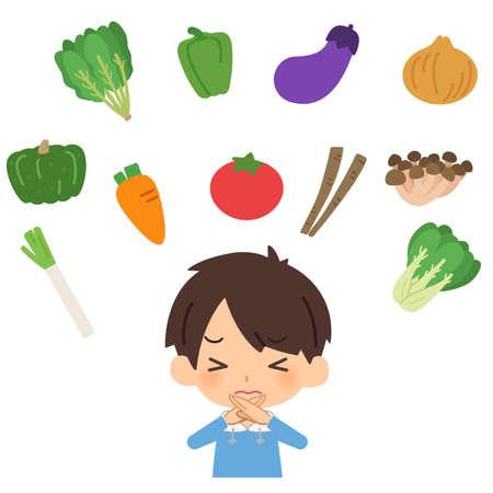 Kids who don't like vegetables.